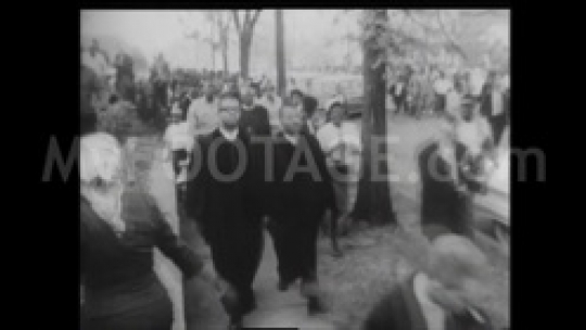 MLK and Protests in Alabama in May 1963
